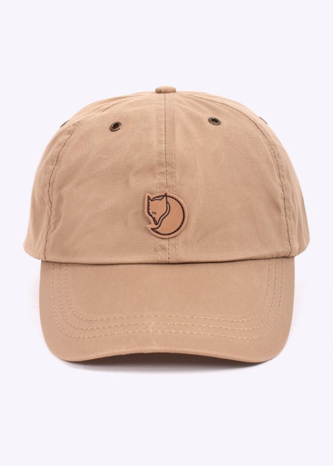 78bc3574149 Fjallraven Helags Cap - Sand - Headwear from Triads UK