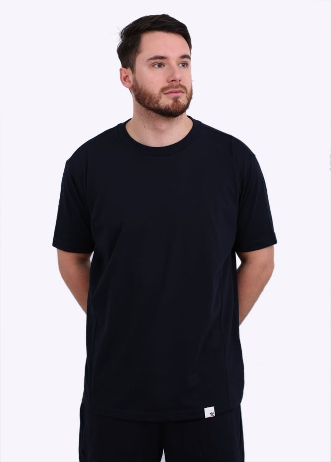d77003f4 adidas Originals Apparel X By O SS Tee - Ink - Triads Mens from ...
