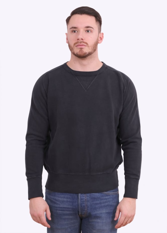 6ed33185 Levi's Vintage Clothing Bay Meadows Sweat - Black