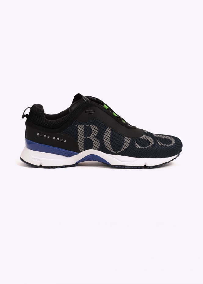 BOSS GREEN Veloz Trainers U14e2400 fashion shoes clearance  hot sale online