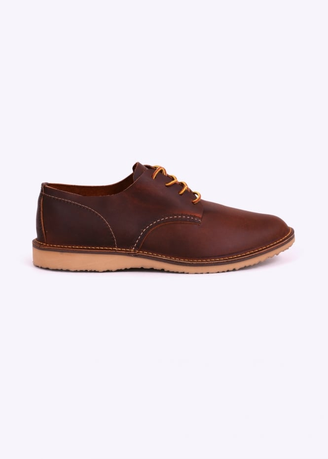 Red Wing Shoes Oxford - Copper