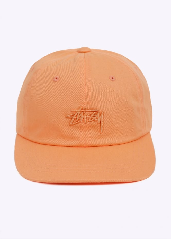 Stussy Tonal Stock Low Cap - Pink - Headwear from Triads UK 2218d6969d3