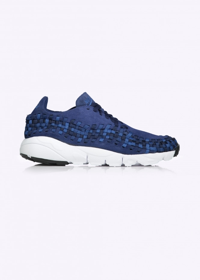 Nike Footwear Air Footscape Woven NM - Binary Blue
