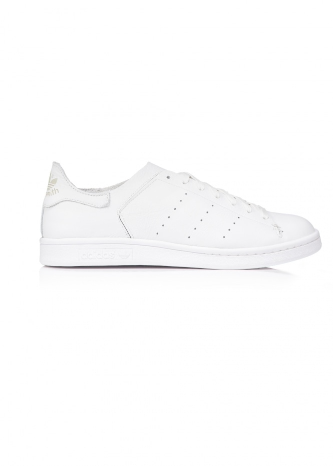 Adidas Originals Footwear Stan Smith Lea Sock - White