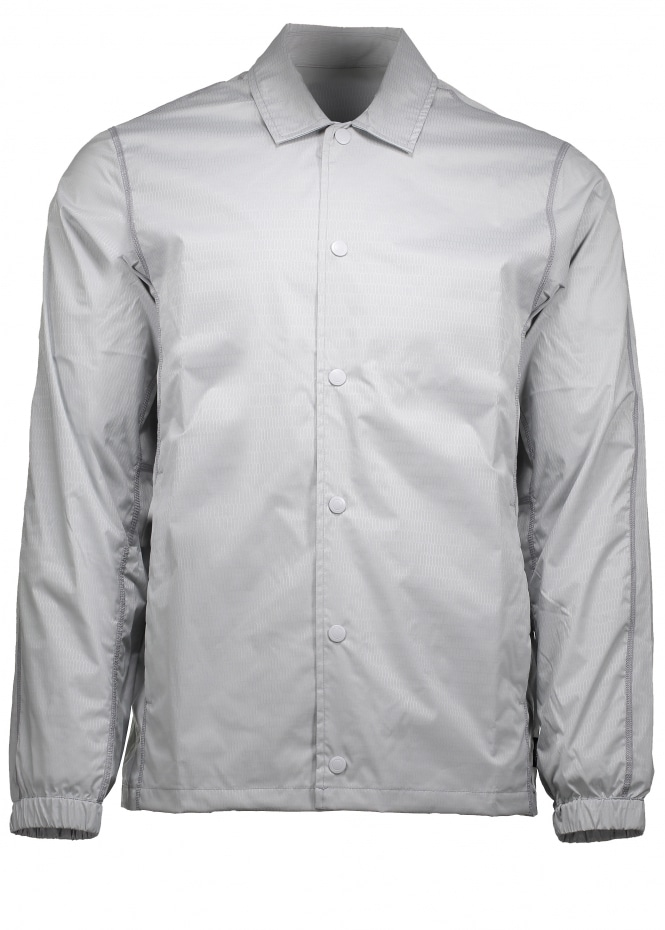 Reigning Champ Honeycomb Coach Jacket - Sky Grey