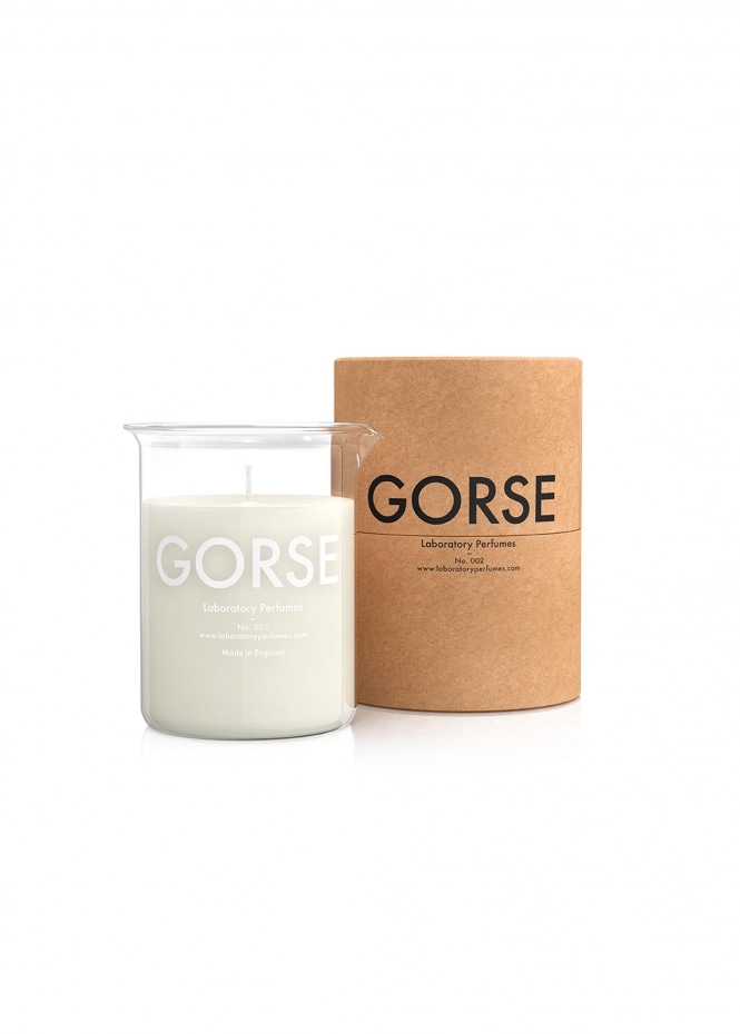 Laboratory Perfumes Candle - Gorse