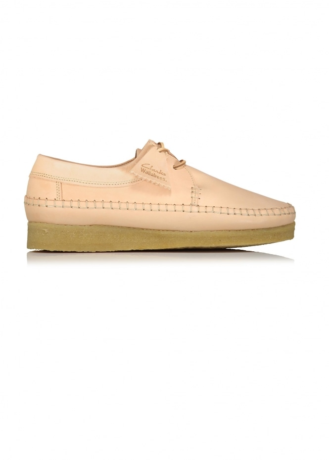 Clarks Originals Weaver Natural Leather - Tan