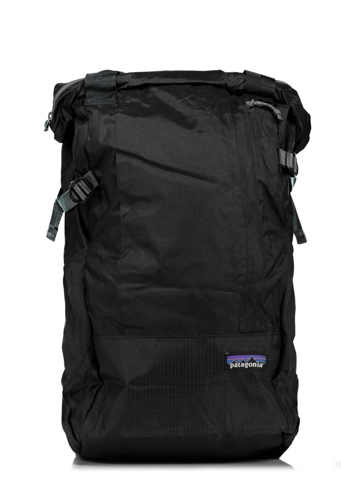 Patagonia Lw Travel Tote Pack Black Accessories From