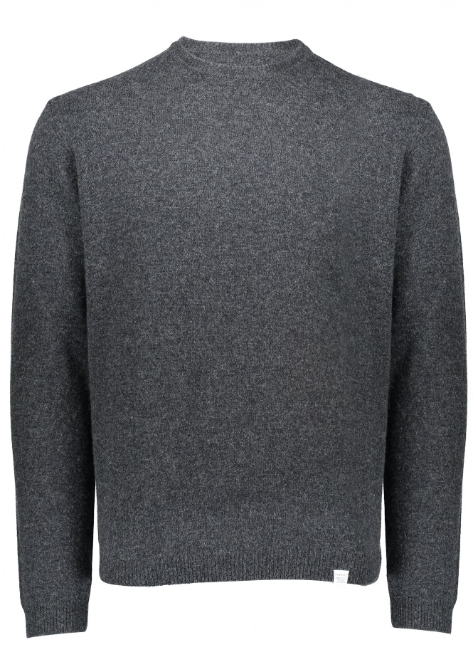 Norse Projects Sigred Lambswool - Charcoal
