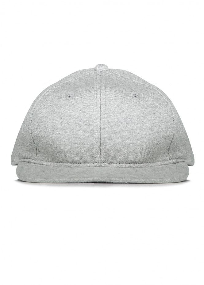6e2a18d80f Reigning Champ Terry 6 Panel Hat - Grey - Headwear from Triads UK