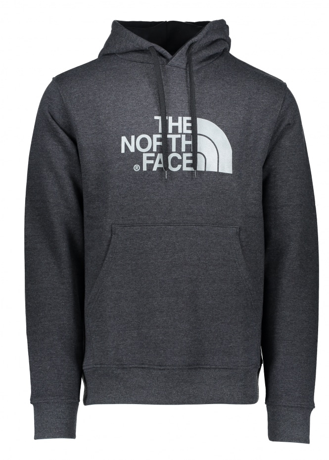 The North Face Drew Peak Pullover - Dark Grey / Reflective