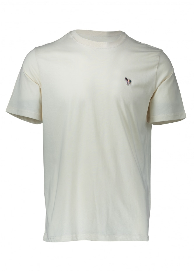 Paul Smith Regular Fit Tee - Cream