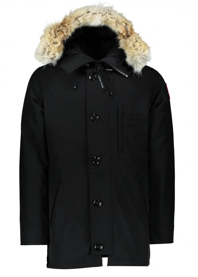 Canada Goose Chateau Jacket - Black