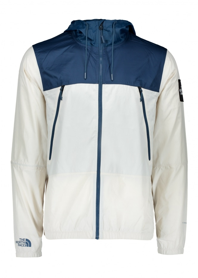 The North Face 1990 SE Mountain Jacket - Blue / White