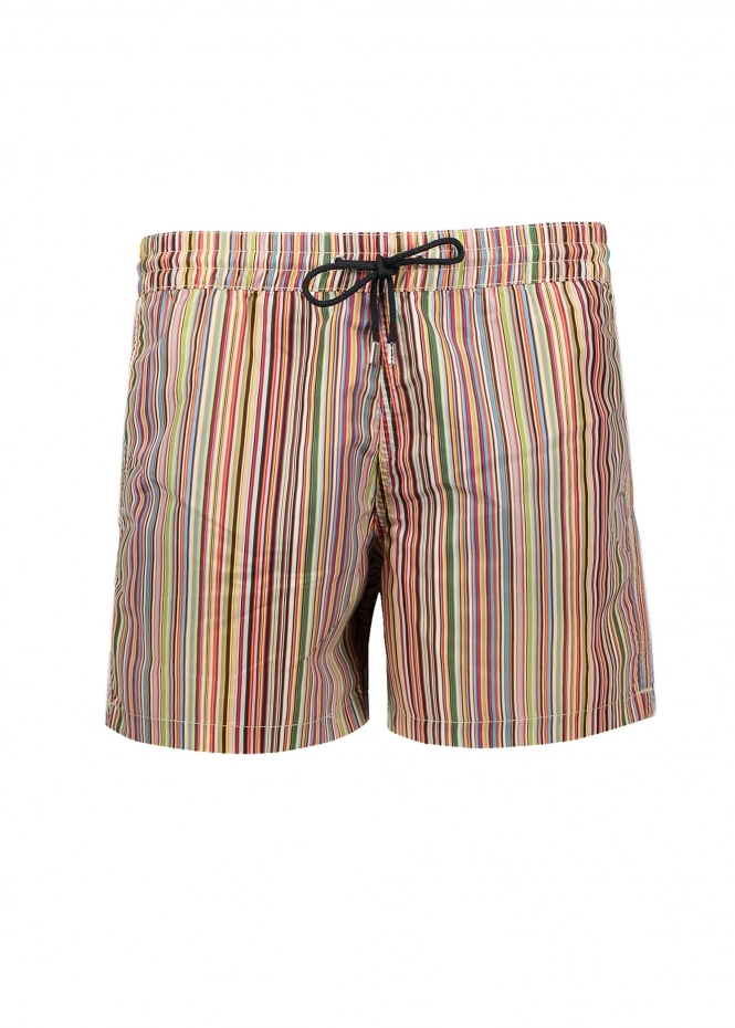 Paul Smith Stripe Shorts - Multi