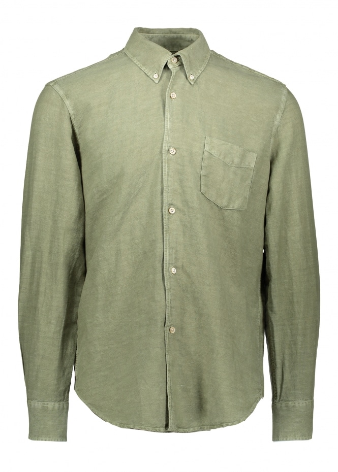 Our Legacy 1950's Shirt - Olive