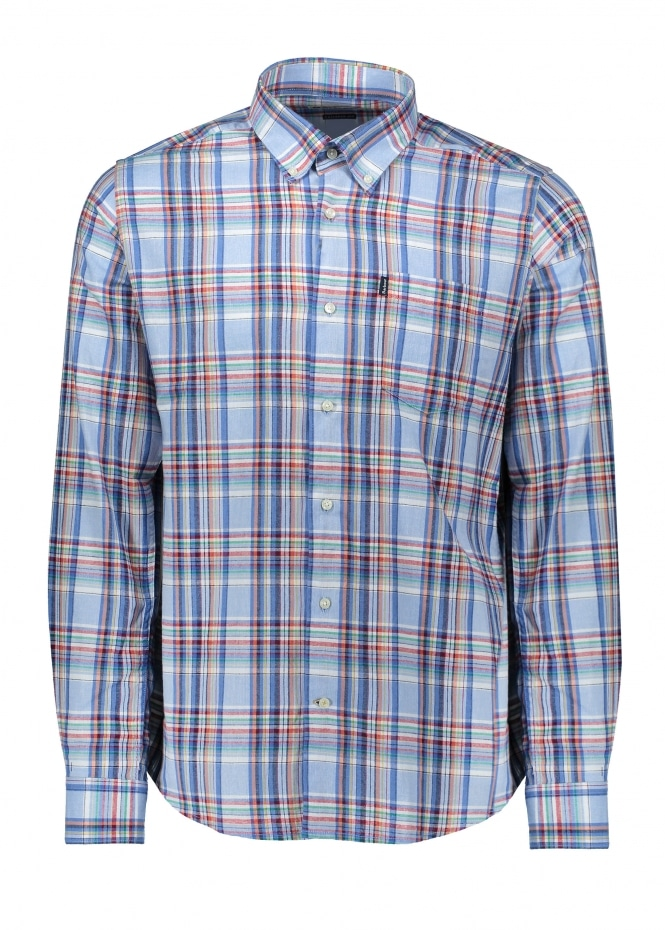 Barbour Bram Shirt - Blue