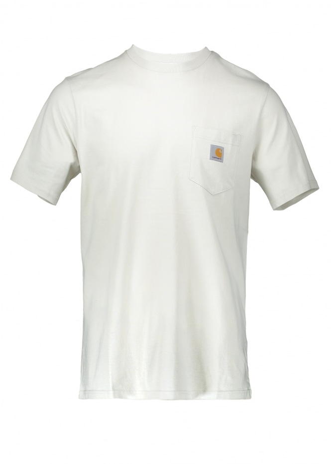 Carhartt SS Pocket T-Shirt - Sandy Desert
