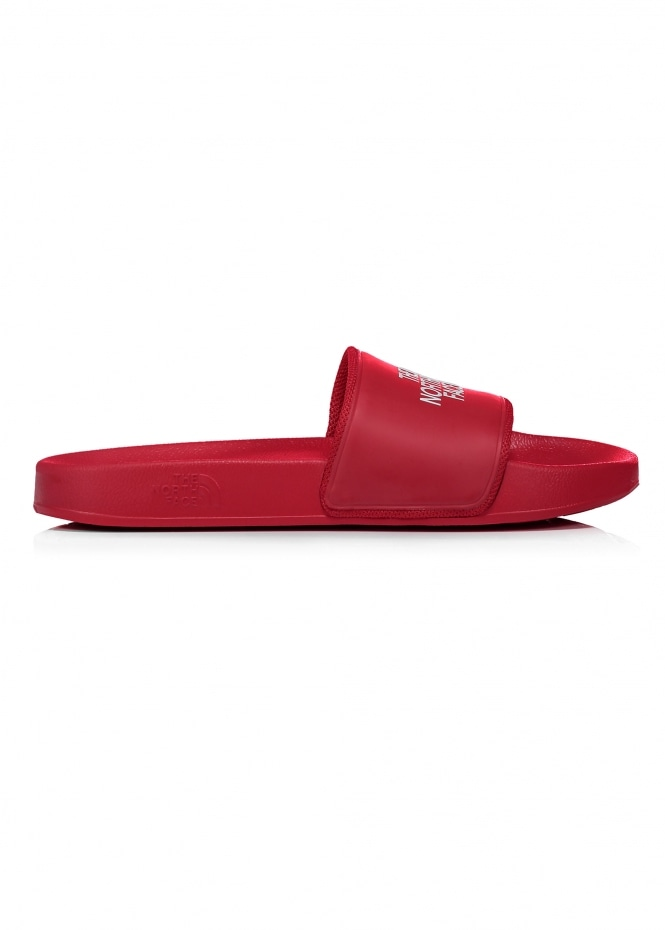 The North Face BC Slide II - Red / White
