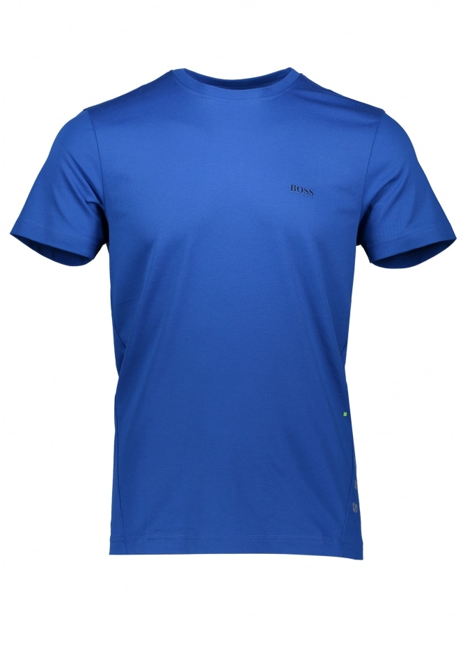 Hugo Boss TL-Tech Tee - Medium Blue