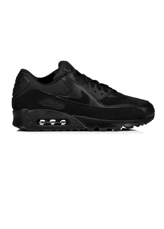 Nike Footwear Air Max 90 Premium - Black
