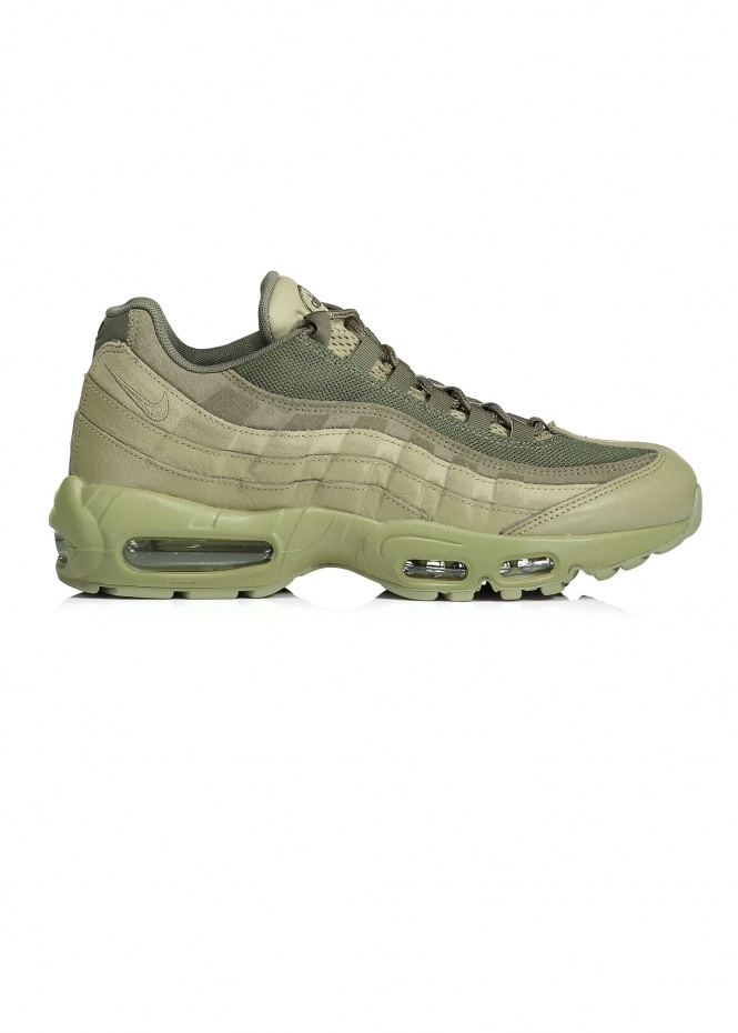 Nike Footwear Air Max 95 PRM - Neutral Olive