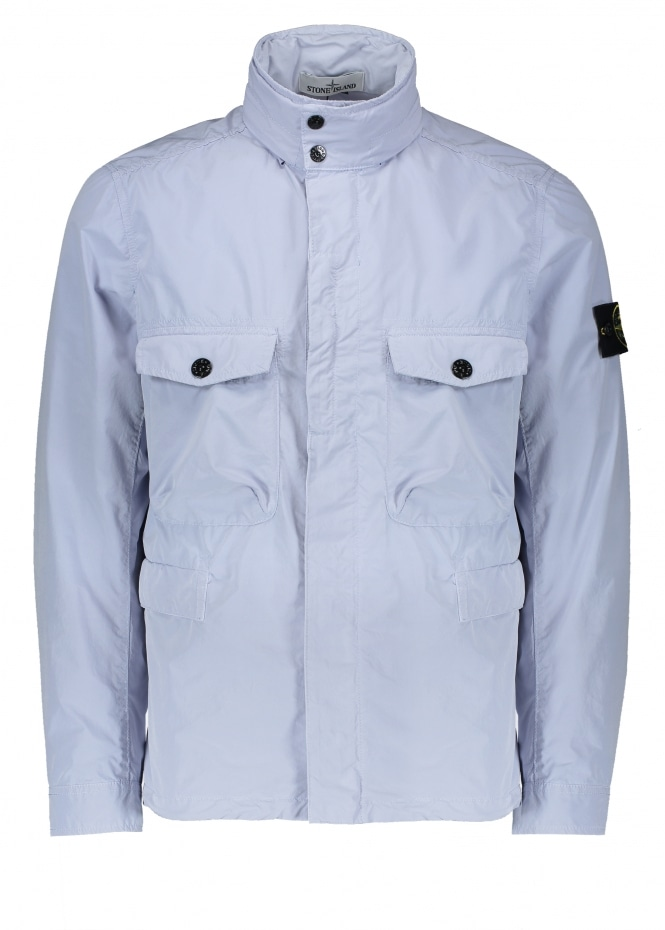 Stone Island David Tela Light T-C - Lavender