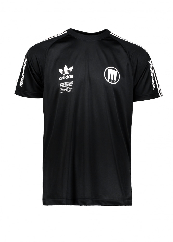 Adidas Originals Apparel x Neighborhood Game Jersey - Black