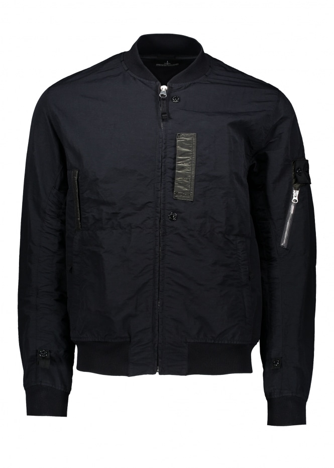 Stone Island Shadow Project Naslan Jacket - Black