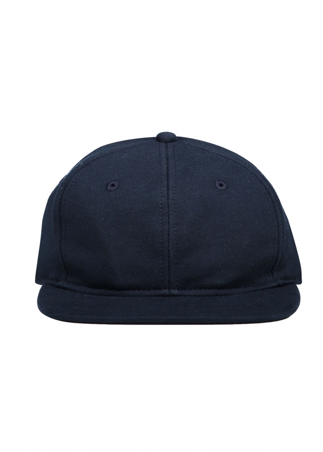 Reigning Champ Terry 6 Panel Hat - Navy