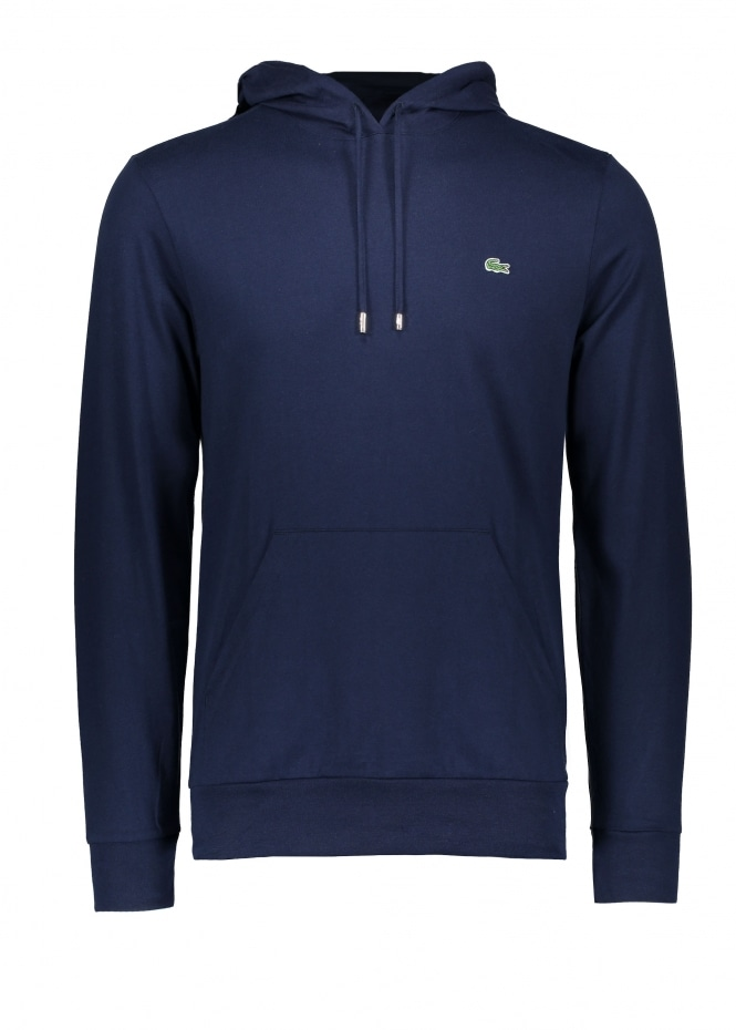 Lacoste Hooded Sweat - Navy Blue