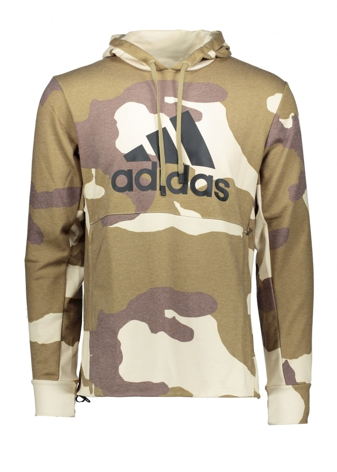 Adidas Originals Apparel x UNDEFEATED Tec Hoodie - Dune