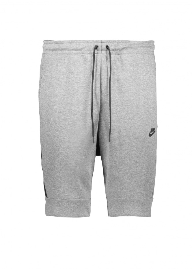 Nike Apparel Tech Fleece Shorts - Carbon Heather
