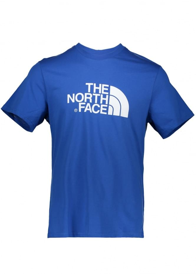 The North Face SS Easy Tee - Turkish Sea