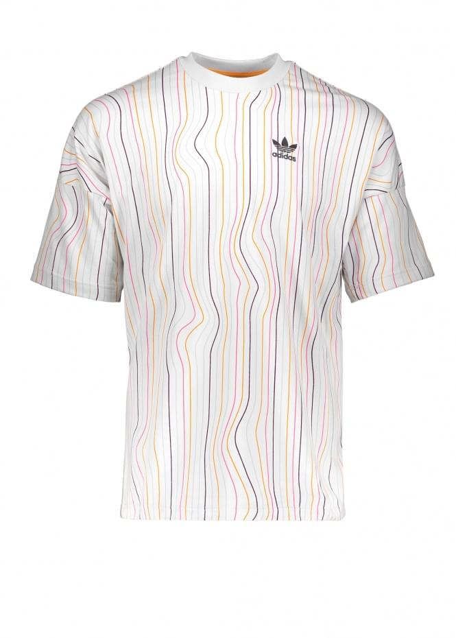 Adidas Originals Apparel LG Tee - Multicolour