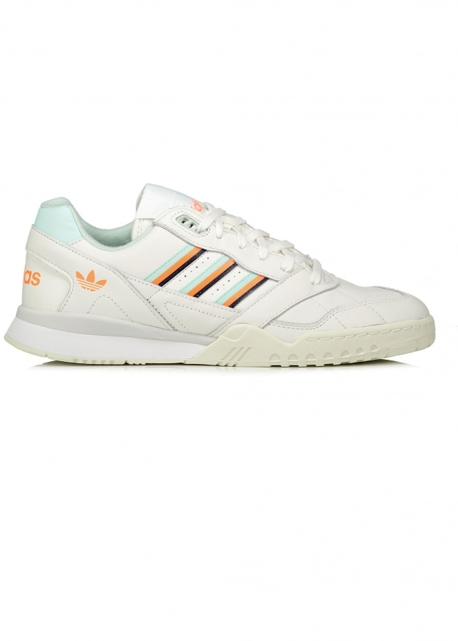 adidas Originals Footwear A.R. Trainer - White Multi - Trainers from ... d1455090b8