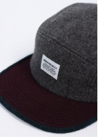 e1a25a8e050 Norse Projects Wool 2 Tone 5 Panel - Charcoal