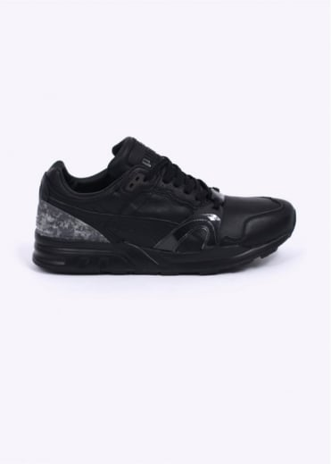 CREAM XT2 + 'Marble Pack' Trainers - Black