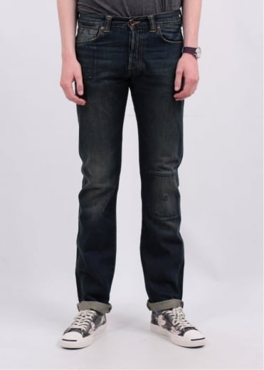 ED-71 Slim Jeans - Denim