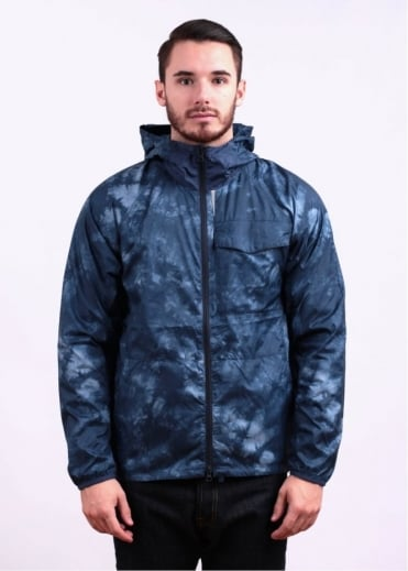 Commuter Packable Shell Jacket - Indigo
