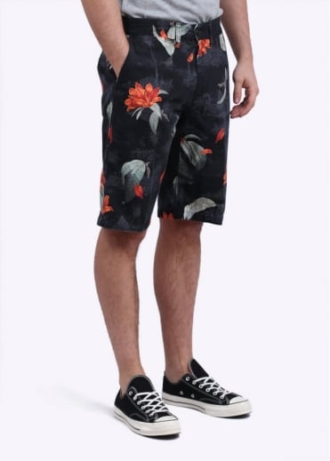 Johnson Shorts - Tropic Print