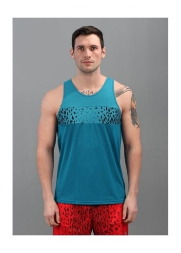 X Opening Ceremony Tank Top - Blue