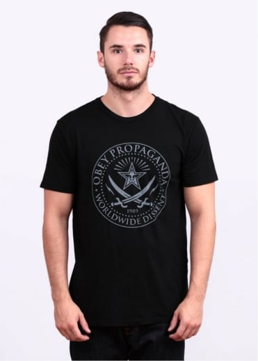 Street Savages Tee - Black