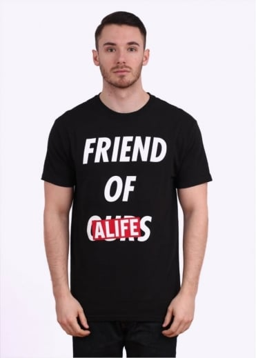 Friend Of Ours Tee - Black