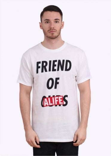 Friend Of Ours Tee - White