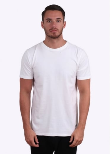 Neils Basic Short Sleeve Tee - White