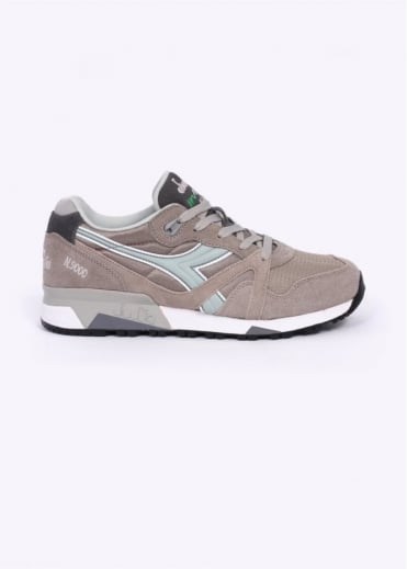 N9000 NYL Trainers - Palmoa Grey