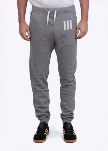 x Bedwin & The Heartbreakers Sweat Trackpant - Core Heather