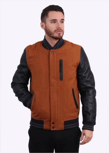 Destroyer Jacket - Tawny / Black