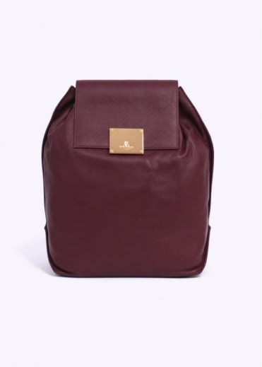 Hampstead Rucksack - Bordeaux